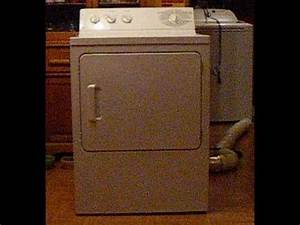 Fixing A Ge Profile Electric Dryer Model Dpxr473ew0ww