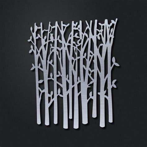 Spruce up your space with decor 2 ur door wall decor. Bamboo Modern Contemporary 2D Metal Wall Sculpture Decor Art - Mastercut