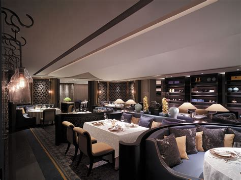 restaurant la cuisine the shangri la bosphorus istanbul is a modern oasis
