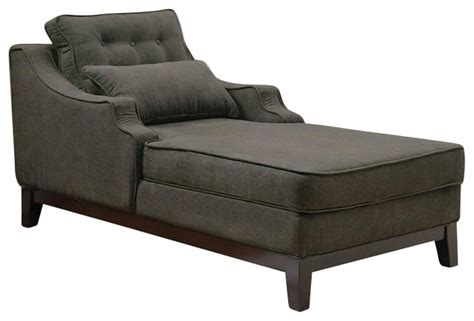 upholstered chaise lounge chairs gray chaise lounge chair coaster upholstered grey chaise