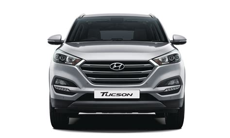 Hyundai Tucson Backgrounds by 2019 Hyundai Tucson Front View On White Background Hd