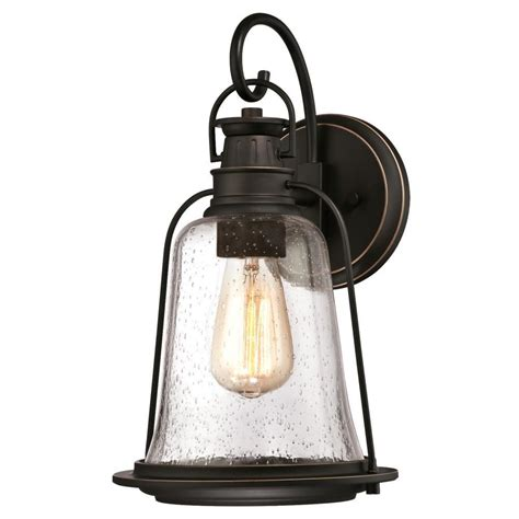westinghouse emmett  light oil rubbed bronze finish