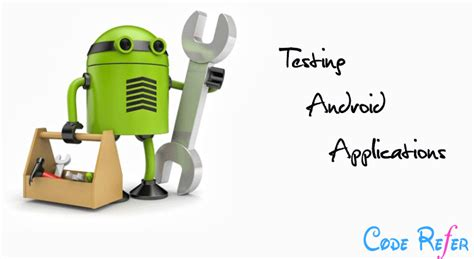 how to test android app on emulator and setting up android