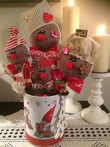 Weihnachten Nähen Ideen : lebkuchen gesteck tilda art weihnachten advent handarbeit weihnachtsgeschenk in m bel wohnen ~ Eleganceandgraceweddings.com Haus und Dekorationen