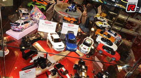 toy fair  kyosho red rc rc car news