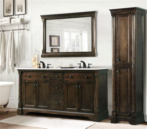 Antique Bathroom Vanity With Sink by Timeless Fashion With Traditional Bathroom Vanities
