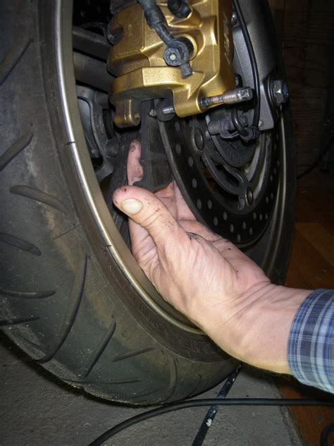Maybe you would like to learn more about one of these? Brake Pads - Front, Replacement - CBF1000A DIY