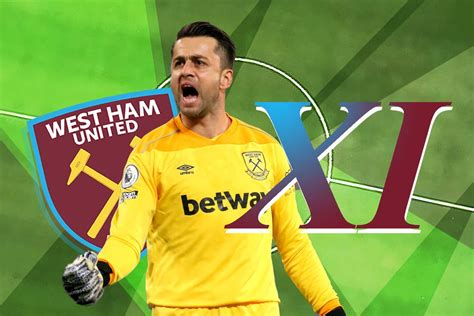 West Ham XI vs Man City: Predicted lineup, confirmed team ...