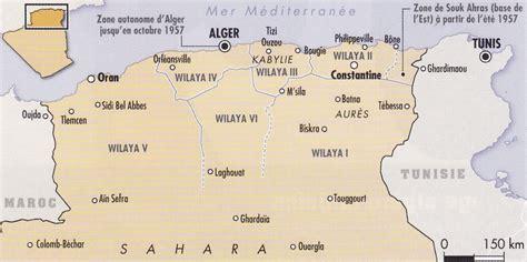 Carte Geographique Villes Algerie by File Carte R 233 Volutionnaire D Alg 233 Rie Jpg Wikimedia Commons