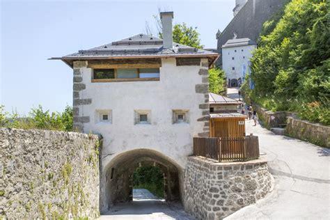 Denkmalgeschütztes Haus Sanieren  Festung Hohensalzburg