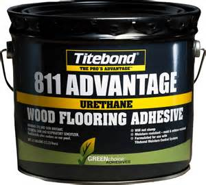 titebond 811 advantage wood flooring adhesive