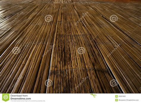 Traditional Bamboo Flooring Stock Photo   Image: 29291602