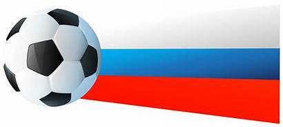 Soccer Flag Ball Clip Russian Clipart Football