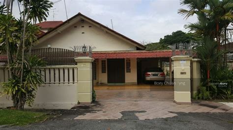 Taman Majidee Jalan Giam Bungalow House For Sale, Jalan