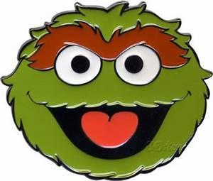 Oscar the grouch, Face template and Oscars on Pinterest