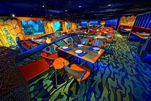 Epcot Coral Reef RestaurantEpcot Coral Reef Restaurant