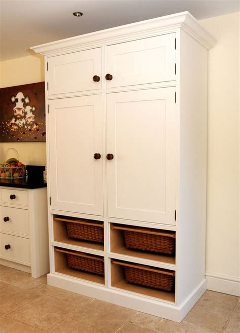 free standing kitchen cabinet with pantry tall and