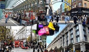 London Shopping Hubs Surrounding Hotels Near Oxford Street