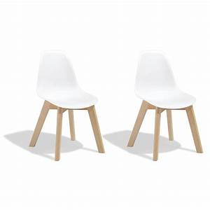 Bureau Enfant 5 Ans : chaise enfant kiddoz blanche x 2 chaise et bureau enfant meuble enfant meuble gifi ~ Melissatoandfro.com Idées de Décoration