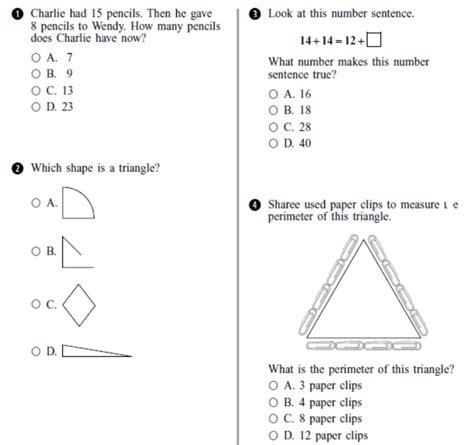 3rd Grade Math Test Prep Printable Homeshealthinfo