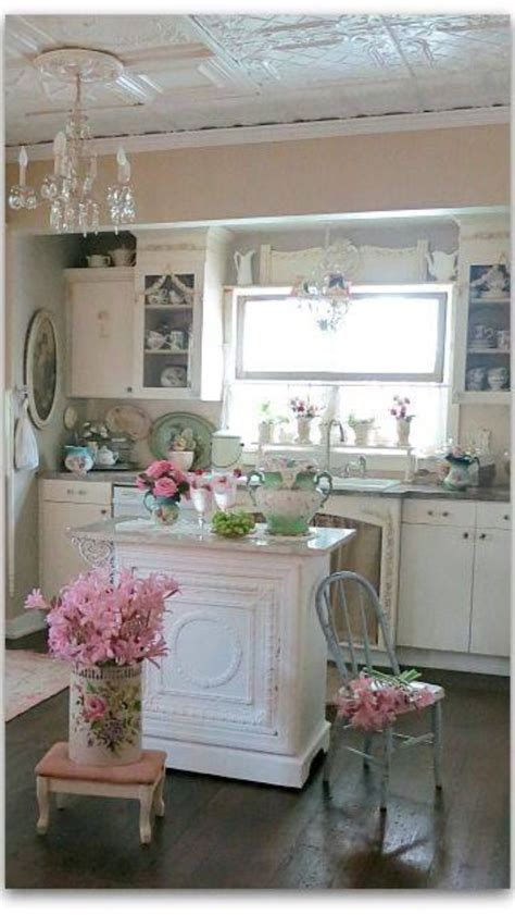 shabby chic kitchen cabinets 119 best shabby chic images on home ideas 5145