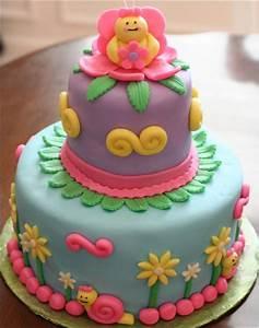 Cake with Fondant - Fondant Cake Images