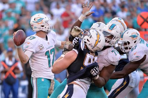 San Diego Chargers Week 10 Studs And Duds