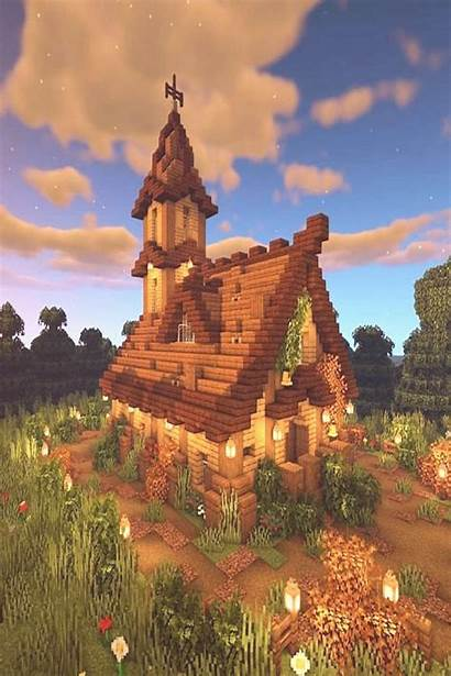 Minecraft Builds Cloud Outdoor Sky March Amazing