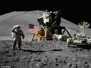 American moon flags left by Apollo mission still standing ...