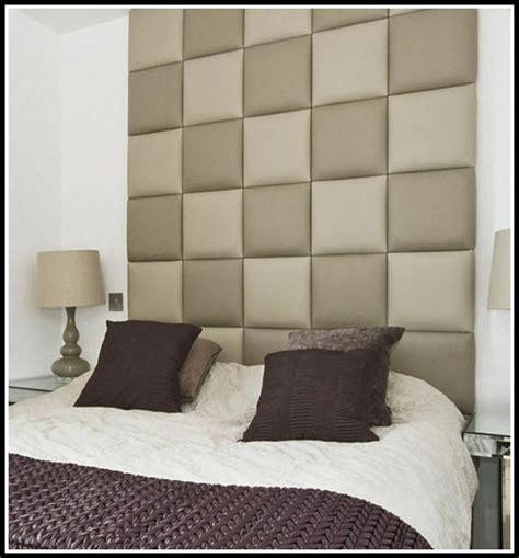 Bett Kopfteil Gepolstert Selber Machen  Betten House