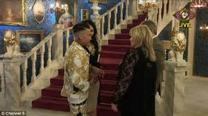 Material For Curtains Uk by Celebrity Big Brother Is So Bizarre It S Brilliant By Jim