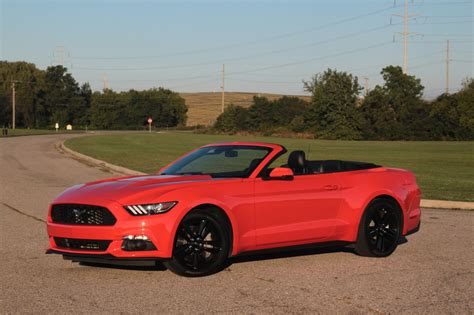 Ford Mustang Convertible 2015 by 2015 Ford Mustang Convertible Ecoboost 17 Of 35 Sam S