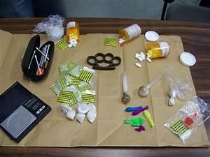 Detectives Arrest Four In Drug Raid