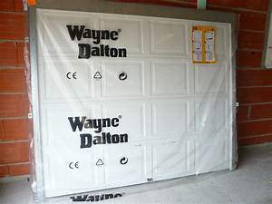 Notice de montage porte de garage brico depot automobile for Porte garage sectionnelle brico depot