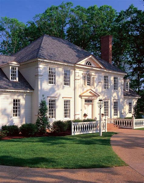 Southern Colonial Photo by Southern Colonial House Studio Design Gallery Best