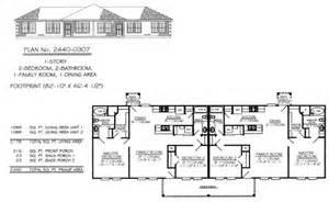2 Bedroom Duplex Floor Plans