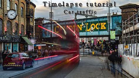 timelapse tutorial   shoot car traffic moving target