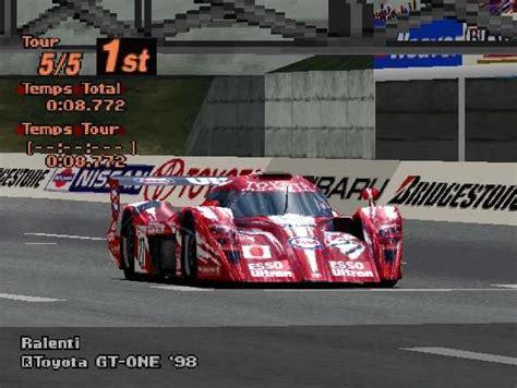 toyota gt  race car ts  gran turismo wiki