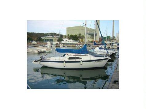 Motor Boats For Sale Menorca by Velero Araez 22 In Marina Menorca Sailboats Used 52565