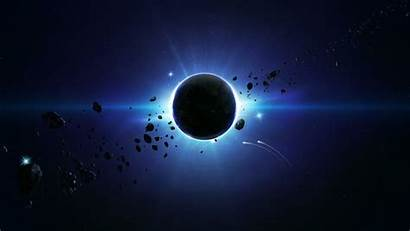 Space Eclipse Solar Planet Asteroid Desktop Px