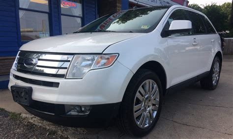 buy car manuals 2009 ford edge auto manual 2009 ford edge limited airport auto sales used cars for sale va