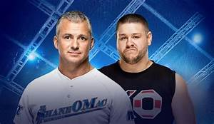 Backstage News On Shane McMahon Vs. Kevin Owens Match ...
