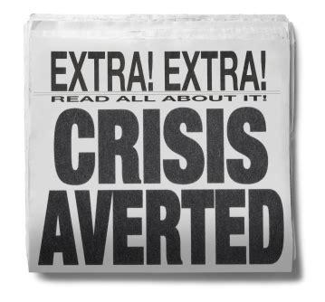 crisis averted communication plan communication plan crisis management