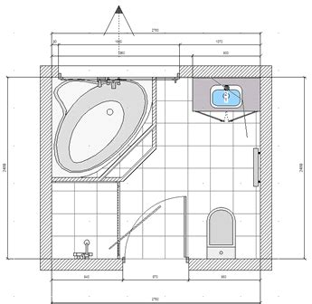 Tips For Designing Small Bathroom Layout Planner
