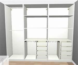 Ikea Placard Sur Mesure : nos penderies pas cher avec ikea construction de notre maison rt2012 ~ Nature-et-papiers.com Idées de Décoration