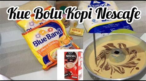 1,076 отметок «нравится», 73 комментариев — nescafé indonesia (@nescafe_indonesia) в instagram: Cara membuat kue bolu dari kopi viral nescafe - YouTube