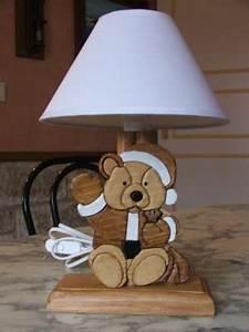 Lampe De Chevet Pour Enfant : lampes de chevet lampe de chevet nounours pour chambre d 39 enfant ~ Melissatoandfro.com Idées de Décoration