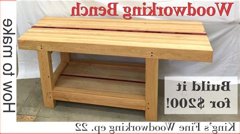 woodworking bench  sale   left
