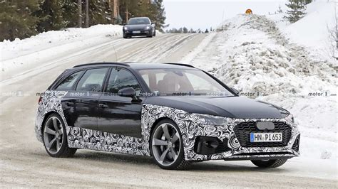 Audi Rs 4 Facelift 2019 Motor Ausstattung by 2020 Audi Rs4 Avant Realistically Rendered