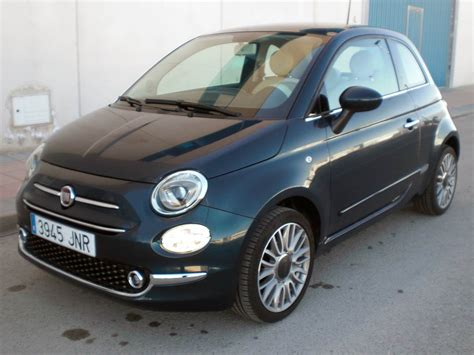 Second Fiat by Second Fiat 500 Lounge For Sale San Javier Murcia